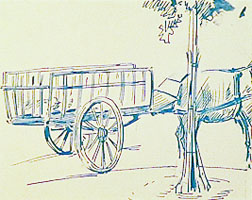 The Horse Cart